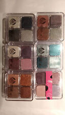 The Body Shop SHIMMER CUBES Eye Shadow Quad Palette - Choose Your palette