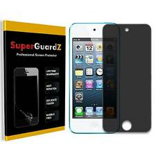 3X SuperGuardZ® Privacy Anti-Spy Screen Protector Guard Saver For iPod Touch 6 5