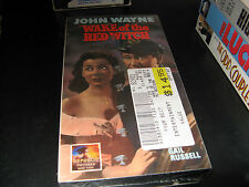 Wake of the Red Witch-John Wayne-Gail Russell-Republic Pictures original-NEW!!!!