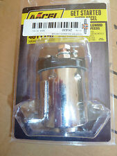 Chrome Starter Solenoid  for Harley Davidson big twin sportster and custom's new