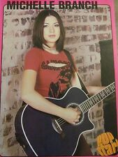 Michelle Branch, Full Page Pinup