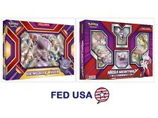 Mega Mewtwo Y Collection Box + Gengar EX Box, Pokemon TCG 2 Collection Boxes