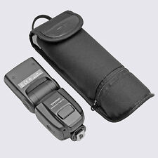 New Speedlite Flash Bag Case Pouch Protector for Canon Nikon Yongnuo 430EX 580EX