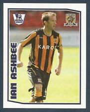 TOPPS TOTAL FOOTBALL-2009- #260-HULL CITY-IAN ASHBEE IN ACTION