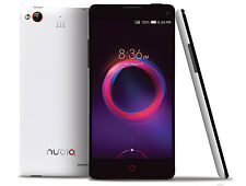 ZTE Nubia Z5S Mini LTE NX405H 16GB Unlocked GSM White/Black Works International