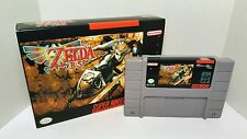 BS the Legend of Zelda B.S. - SNES Super Nintendo Sealed in Box NTSC