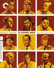 12 Angry Men [Criterion Collection] (2011, Blu-ray NIEUW)