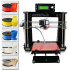 Prusa I3 Unassembled stampante 3D Printer support 5 filament Free shipping MK8