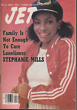 JET MAGAZINE JANUARY 24, 1980 *STEPHANIE MILLS*