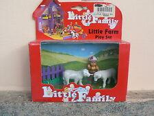 NUOVO Gioco Fattoria Little Farm Play Set