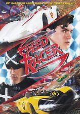 SPEED RACER / MIT: EMILE HIRSCH, CHRISTINA RICCI, JOHN GOODMAN,... / DVD - NEU