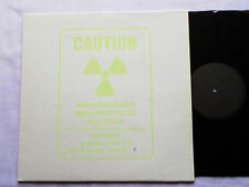 KRAFTWERK Caution Live St Ingbert 11/07/1971 RARE LP Ltd Ed. (number #6)  MINT