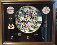 1990 GOODWILL GAMES COLLECTOR SET SEATTLE, WA SHADOW BOX