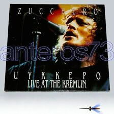 "ZUCCHERO ""LIVE AT THE KREMLIN"" RARO DOPPIO LP - MINT"