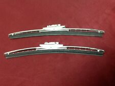 "1966-1977 EARLY FORD BRONCO FACTORY NEW 11"" WIPER BLADE SET!"