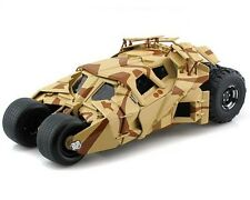 Hot wheels BCJ76 The Dark Knight Rises Batman Batmobile Tumbler 1:18 Camouflage
