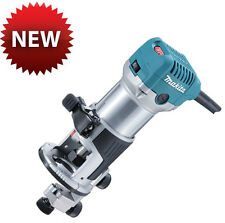 """NEW Makita RT0700C 6.35mm 1/4"""" Trimmer 220V 710W Router Tool - Free EMS"""
