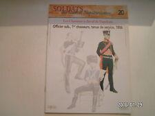 ** DelPrado Soldats Guerres Napoléoniennes n°20 Chasseurs à cheval de Napoléon