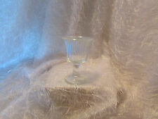 "glass tea candle holder 4"" tall"