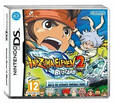 Inazuma Eleven 2: Blizzard [Nintendo DS DSi, Soccer Football RPG] Brand NEW