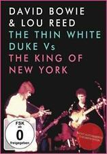 The Thin White Duke Vs The King Of New York - Bowie,david And Reed,lou, DVD