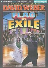 Honor Harrington: Flag in Exile 5 by David Weber (2010, CD, Unabridged)