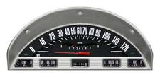 Classic Instruments 1956 Ford F-100 Truck Gauge Panel Cluster Dash Bezel (Black)