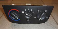 Bedienteil Heizung Heizungsbedienteil 10078391207 VALEO Opel Corsa C  Bj.01