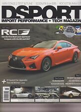 DSPORT IMPORT PERFORMANCE AND TECH MAGAZINE ISSUE #147 NOV 2014.