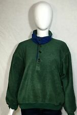 Vintage Women's Green Patagonia Green Fleece Jacket (Women's Large) (ROSA)