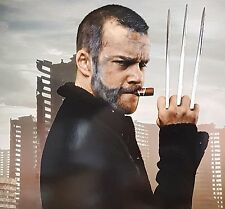 """11"""" Wolverine Blade Claws X-Men Hero Cosplay Stainless Steel Cosplay Props Toys"""