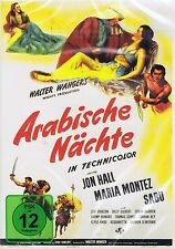 DVD NEU/OVP - Arabische Nächte - Jon Hall & Maria Montez