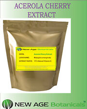 Acerola Cherry Extract Powder - [More Natural Vitamin C than Oranges!] - 100g