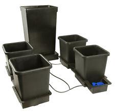 Autopot 4 pot système avec 47L réservoir, 15L pots hydroponique grow