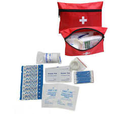 24pcs/set Travel First Aid Kit Emergency Home Camping Bag Bike Car Work Sports
