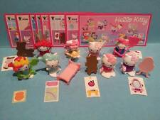 Kinder Hello Kitty complet variante set  Russland + all Bpz