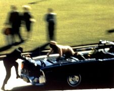 All (11) 8x10  Photos of Kennedy's Assassination with Clint Hill