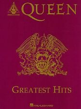 Queen Greatest Hits Guitar Recorded Versions Tab Book NEW!