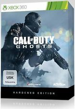 CoD Ghosts XB360 Hardened Ed. Call of Duty inkl Free Fall