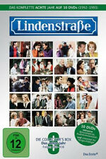 10 DVDs * Die Lindenstraße - Das komplette 8. Jahr  #