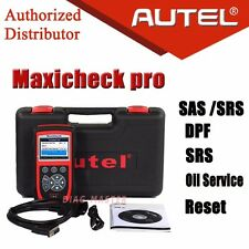AUTEL MaxiCheck Pro OBD2 Diagnostic Scan Tool ABS EPB DPF Service Mileage