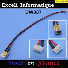 Connecteur alimentation dc jack dw087 pc portable Acer Aspire 5235 5335 5335Z