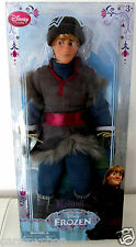 Official Disney STORE Frozen Kristoff Doll boy Man Male 30cm Toy Christoff