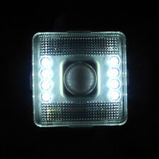 8 LED Light Wireless Infrared PIR Auto Lamp Bulb Magnetic Sensor Motion Detector