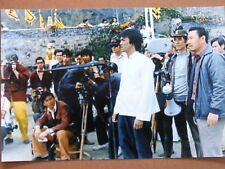 PHOTO COLLECTION BRUCE LEE N° 648 - OPERATION DRAGON BRUCE LEE