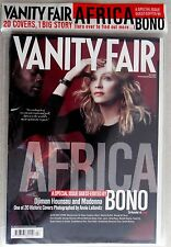 MADONNA * VANITY FAIR * SPECIAL ISSUE * JUL 2007 * HTF! * ANNIE LEIBOVITZ * BONO