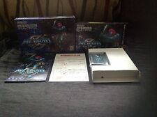 METROID FUSION Nintendo Game Boy Advance GBA DS Samus metroid Japan Jpn CIB
