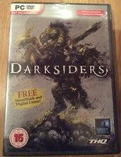Darksiders (PC: Windows, 2010) BRAND NEW & FACTORY SEALED