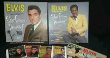 Elvis Collectors - SILVER SCREEN TREASURES 1962-1965 (5 CD set)  Free Shipping