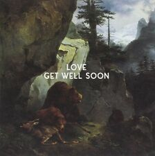 GET WELL SOON - LOVE   -  CD NUOVO SIGILLATO